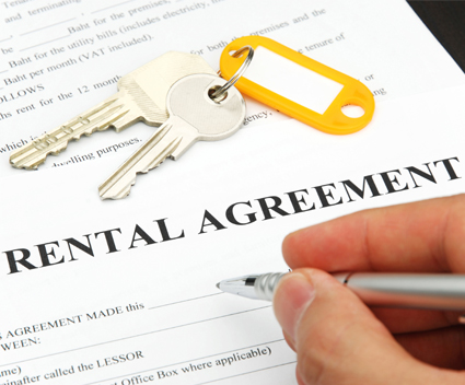 Rental agreement for office